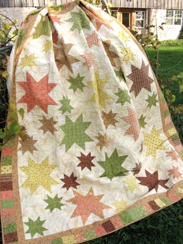 Thangles Milky Way Quilt project pack